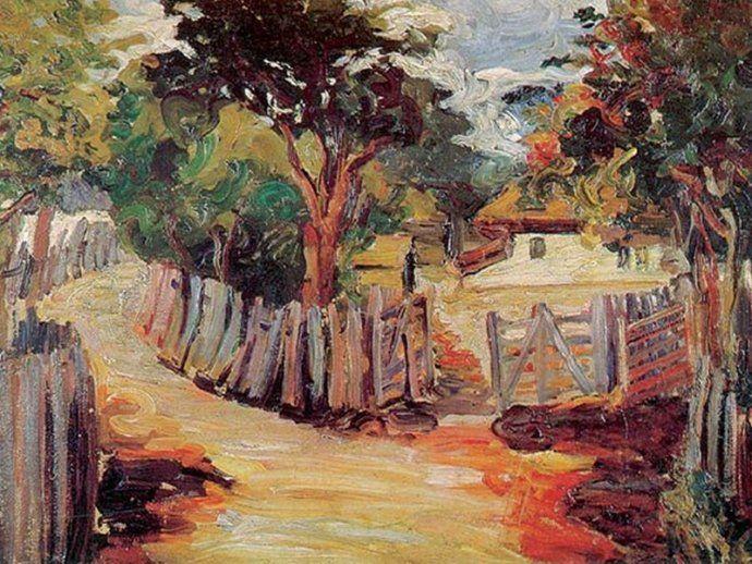 一位颇有传奇色彩的女画家——彼得洛维奇插图16
