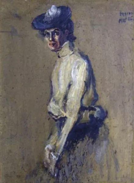 一位颇有传奇色彩的女画家——彼得洛维奇插图17