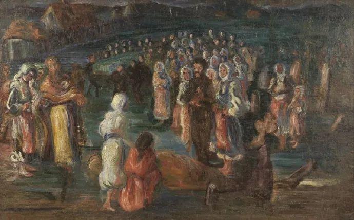 一位颇有传奇色彩的女画家——彼得洛维奇插图18