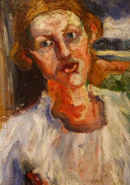 一位颇有传奇色彩的女画家——彼得洛维奇插图19