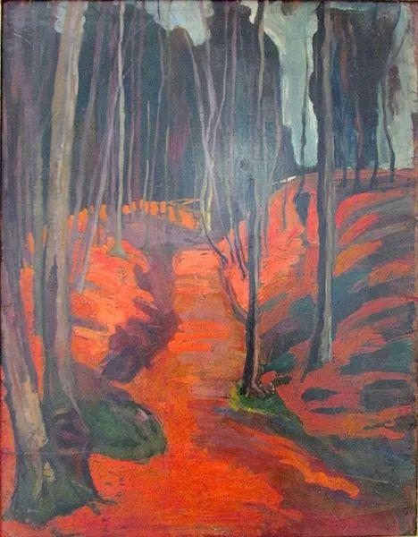 一位颇有传奇色彩的女画家——彼得洛维奇插图21