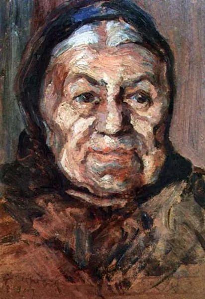 一位颇有传奇色彩的女画家——彼得洛维奇插图23