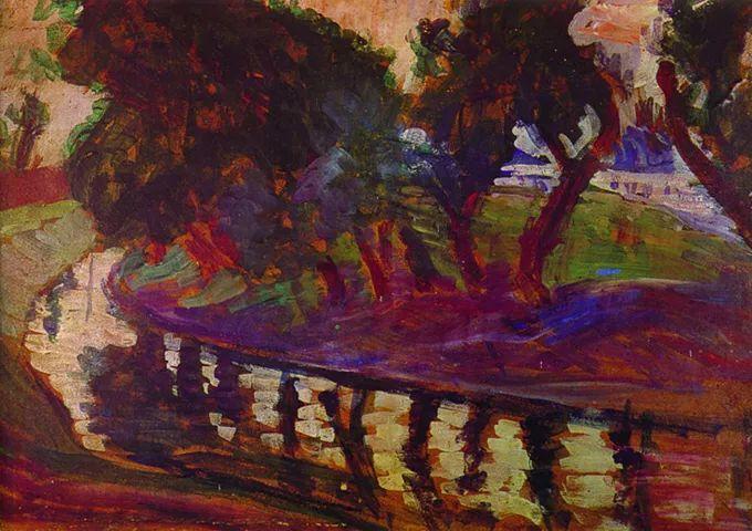 一位颇有传奇色彩的女画家——彼得洛维奇插图24