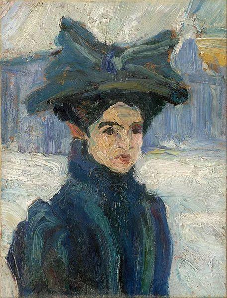一位颇有传奇色彩的女画家——彼得洛维奇插图26