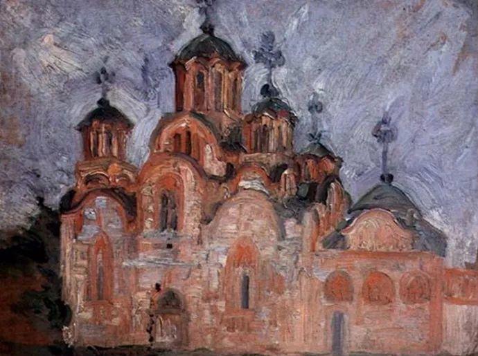 一位颇有传奇色彩的女画家——彼得洛维奇插图30