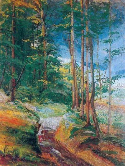 一位颇有传奇色彩的女画家——彼得洛维奇插图34