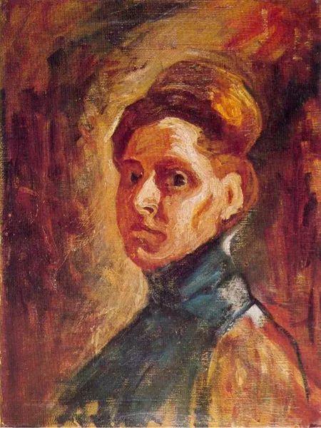 一位颇有传奇色彩的女画家——彼得洛维奇插图38