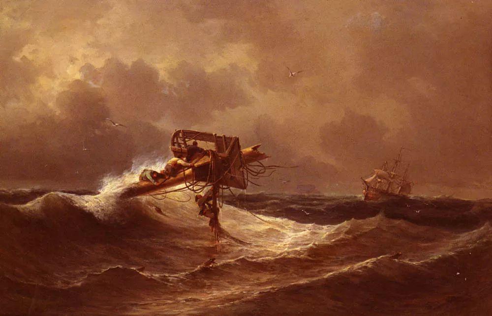 他一生勤奋,留下6000余件作品,被称为海洋的热情歌手插图6
