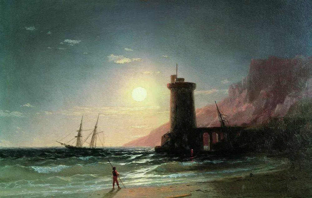 他一生勤奋,留下6000余件作品,被称为海洋的热情歌手插图7