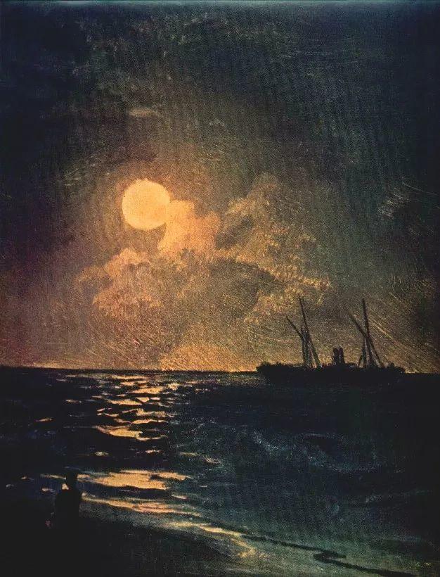 他一生勤奋,留下6000余件作品,被称为海洋的热情歌手插图9