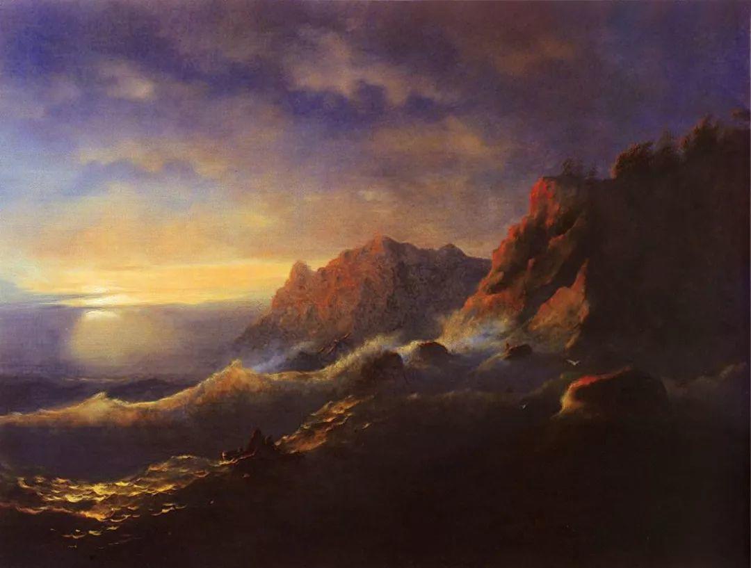 他一生勤奋,留下6000余件作品,被称为海洋的热情歌手插图11