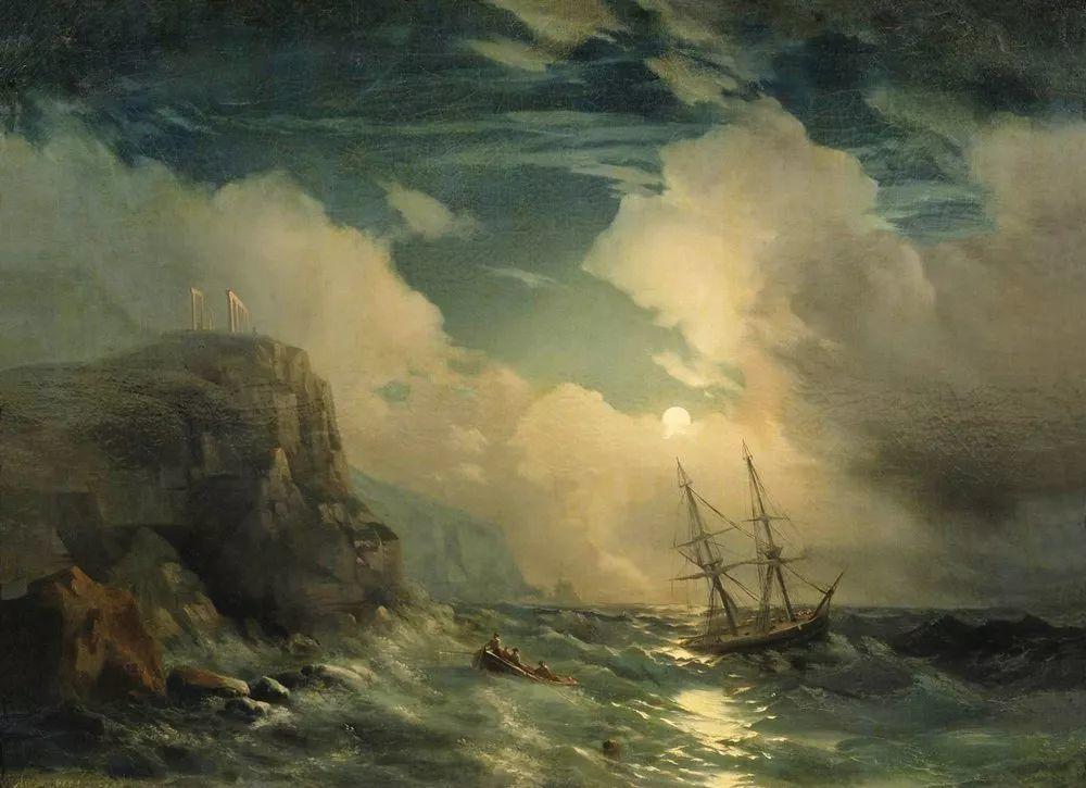 他一生勤奋,留下6000余件作品,被称为海洋的热情歌手插图19