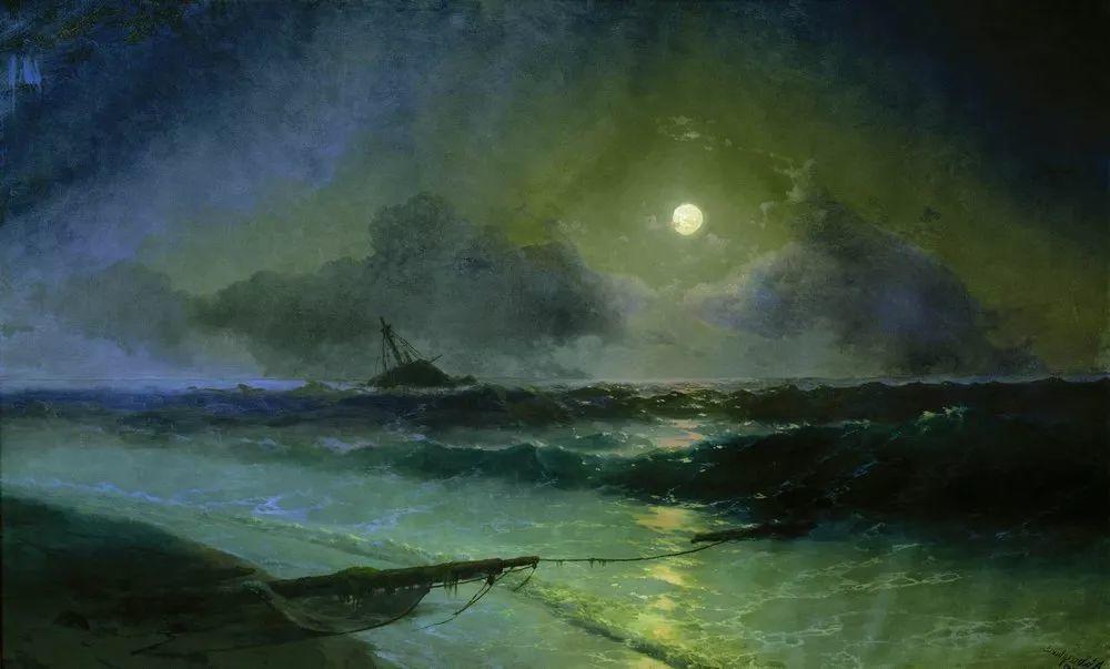 他一生勤奋,留下6000余件作品,被称为海洋的热情歌手插图21