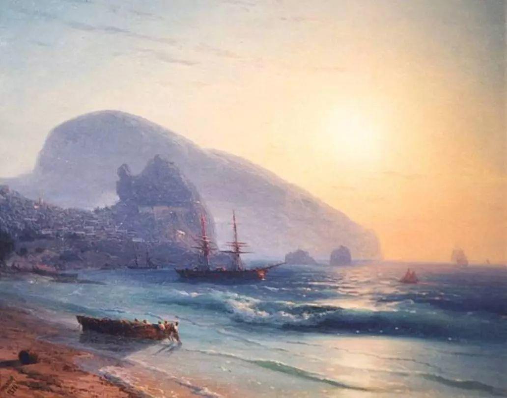 他一生勤奋,留下6000余件作品,被称为海洋的热情歌手插图23