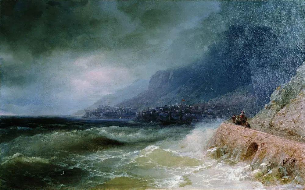 他一生勤奋,留下6000余件作品,被称为海洋的热情歌手插图25