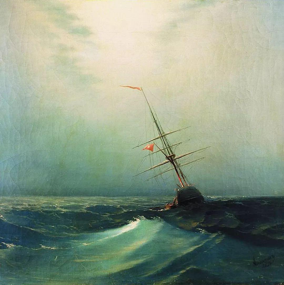 他一生勤奋,留下6000余件作品,被称为海洋的热情歌手插图28