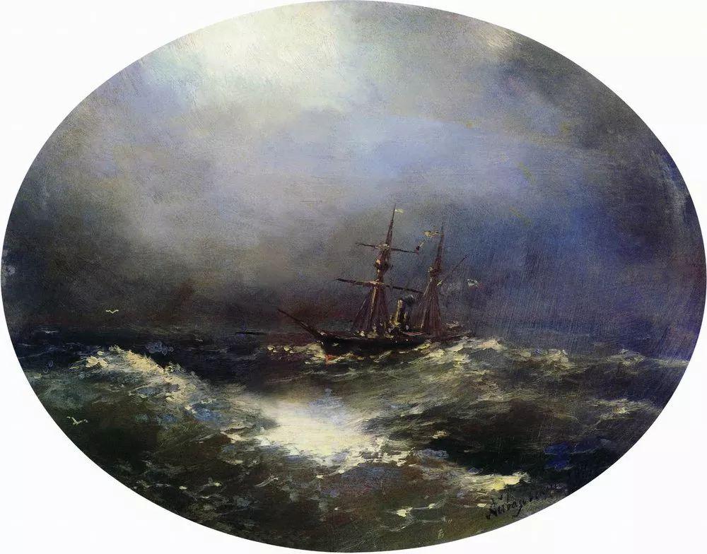 他一生勤奋,留下6000余件作品,被称为海洋的热情歌手插图34