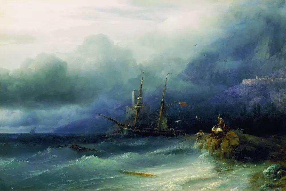 他一生勤奋,留下6000余件作品,被称为海洋的热情歌手插图36