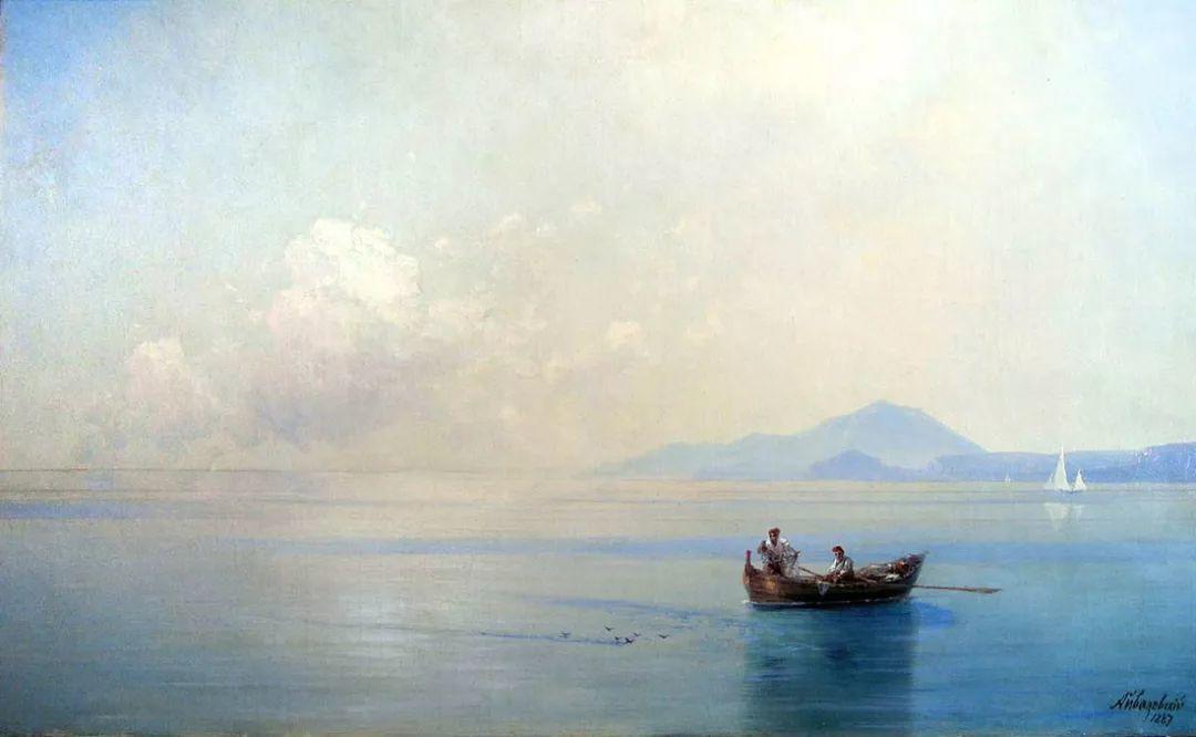 他一生勤奋,留下6000余件作品,被称为海洋的热情歌手插图37