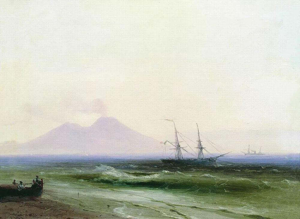 他一生勤奋,留下6000余件作品,被称为海洋的热情歌手插图39