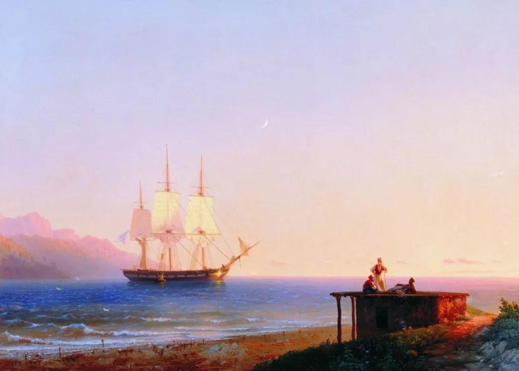 他一生勤奋,留下6000余件作品,被称为海洋的热情歌手插图43