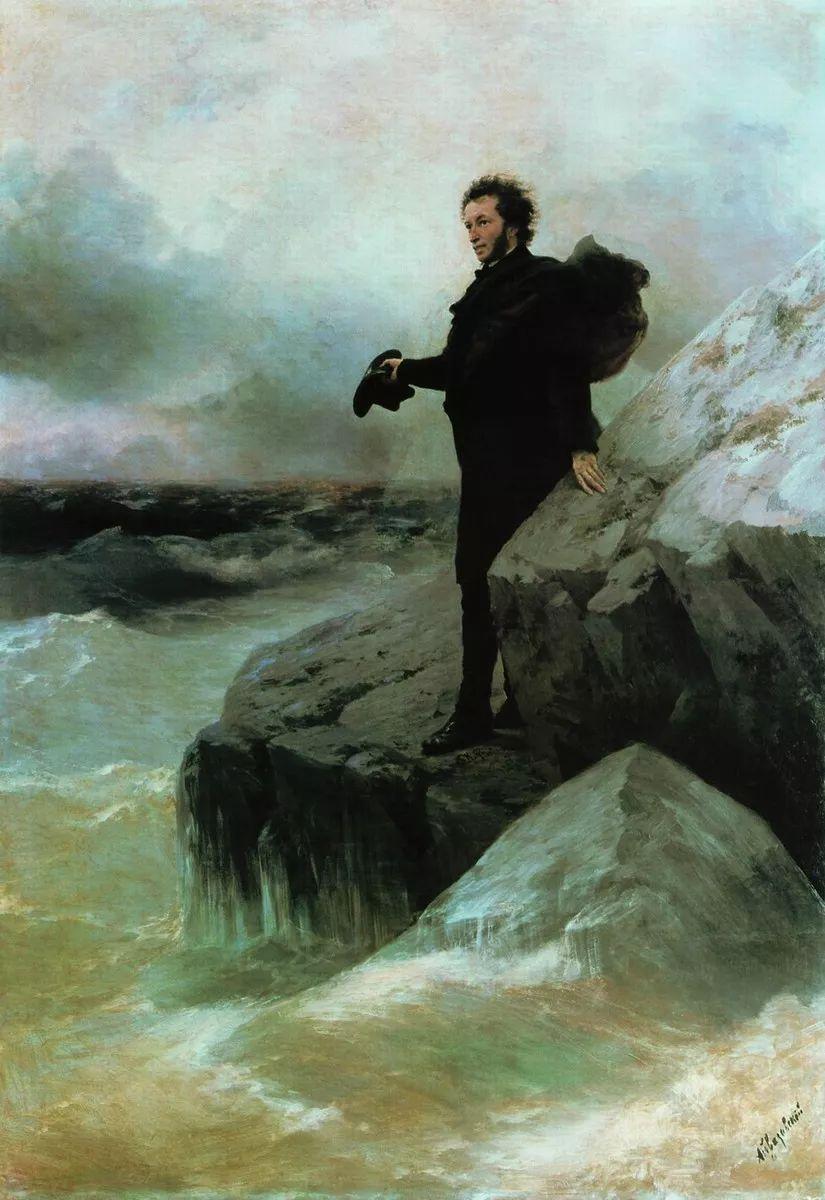 他一生勤奋,留下6000余件作品,被称为海洋的热情歌手插图73