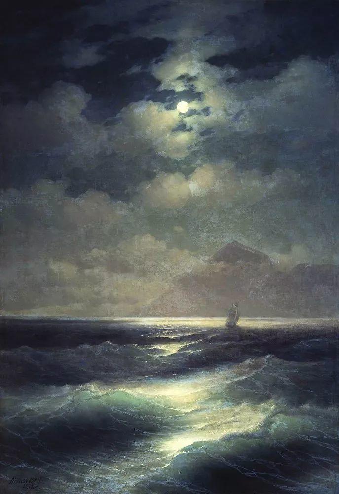 他一生勤奋,留下6000余件作品,被称为海洋的热情歌手插图78