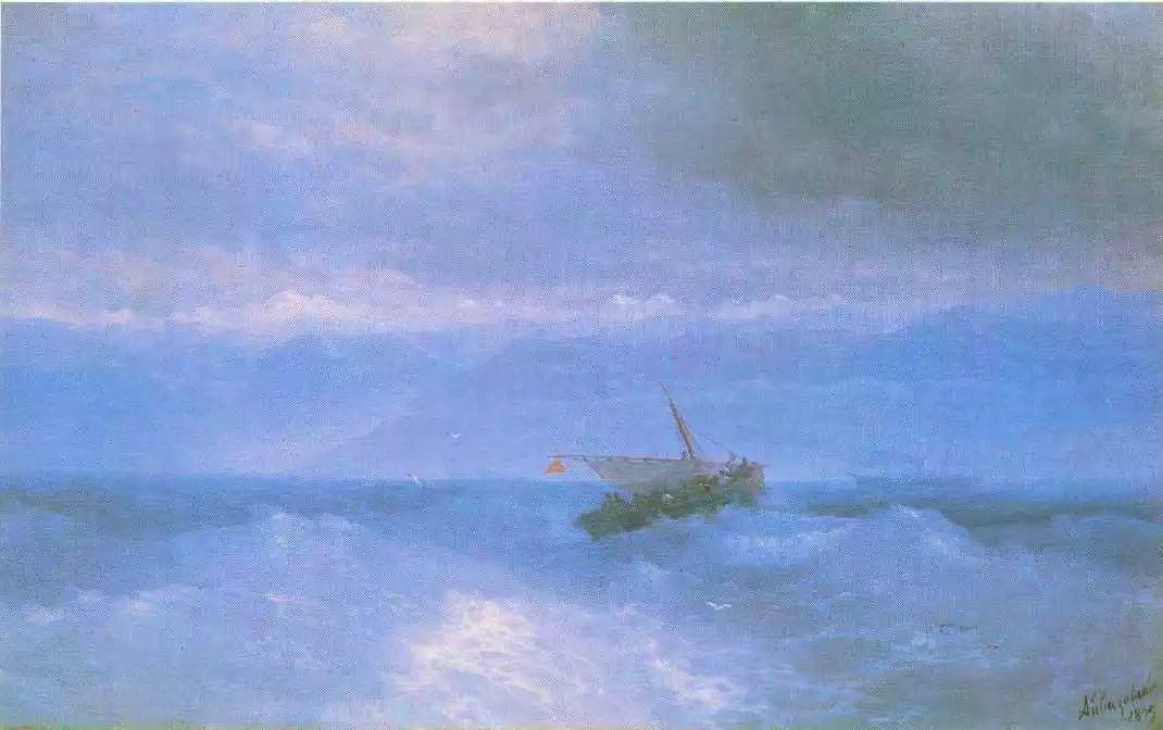 他一生勤奋,留下6000余件作品,被称为海洋的热情歌手插图81