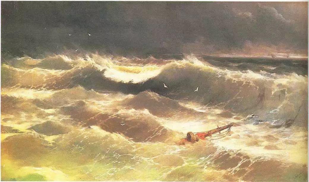 他一生勤奋,留下6000余件作品,被称为海洋的热情歌手插图84