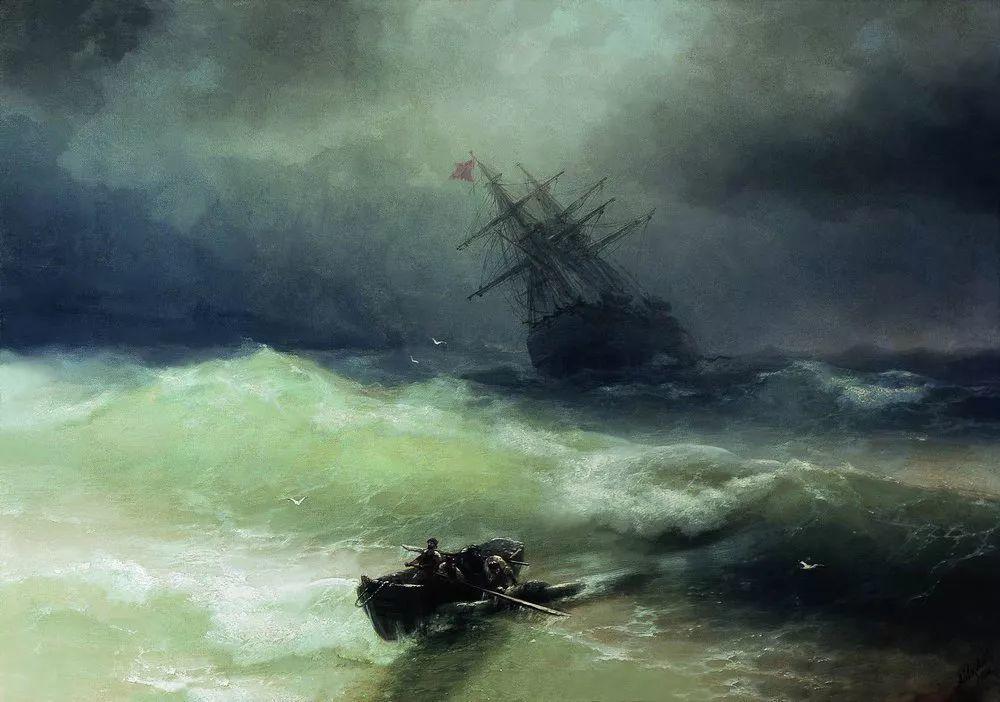 他一生勤奋,留下6000余件作品,被称为海洋的热情歌手插图85