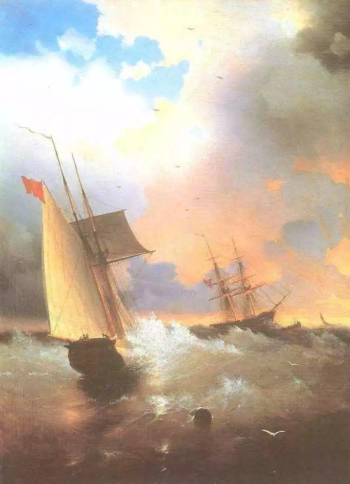 他一生勤奋,留下6000余件作品,被称为海洋的热情歌手插图87