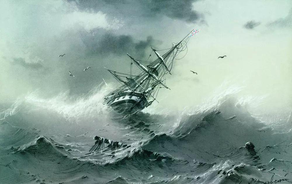 他一生勤奋,留下6000余件作品,被称为海洋的热情歌手插图94