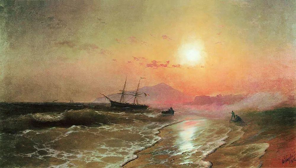 他一生勤奋,留下6000余件作品,被称为海洋的热情歌手插图98