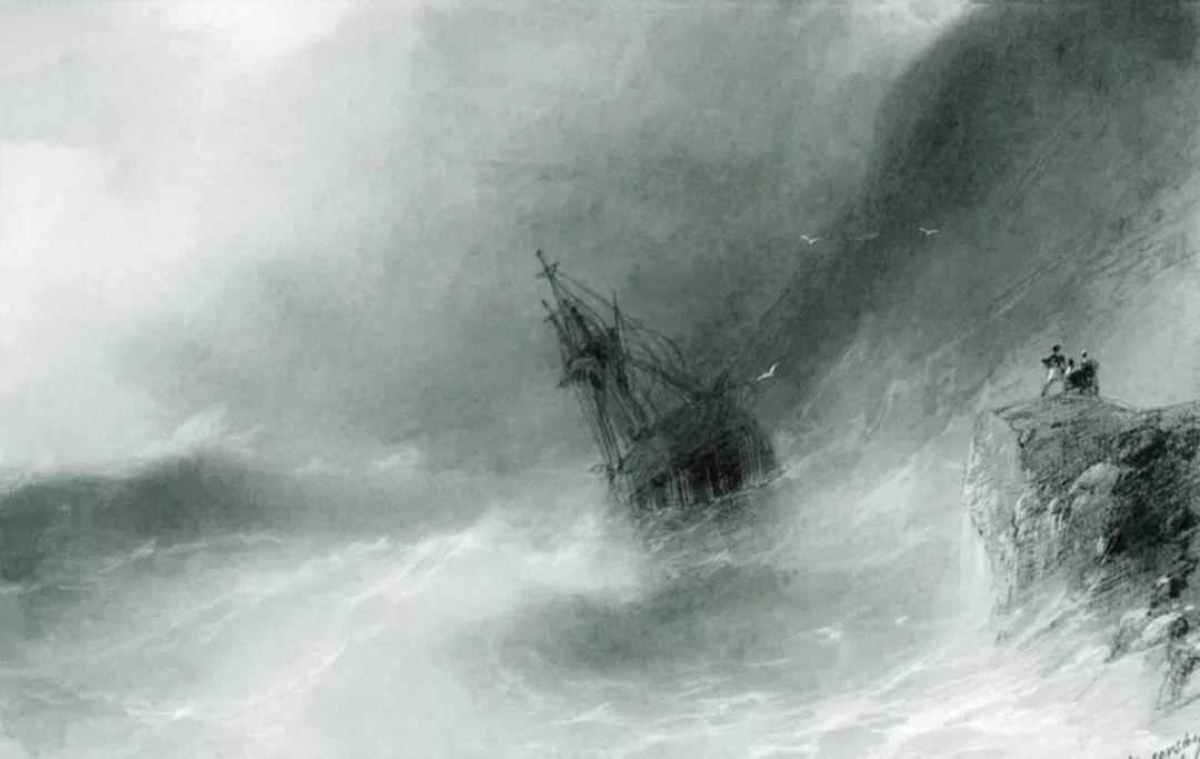 他一生勤奋,留下6000余件作品,被称为海洋的热情歌手插图100
