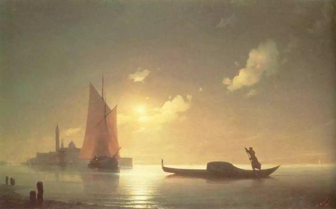 他一生勤奋,留下6000余件作品,被称为海洋的热情歌手插图101