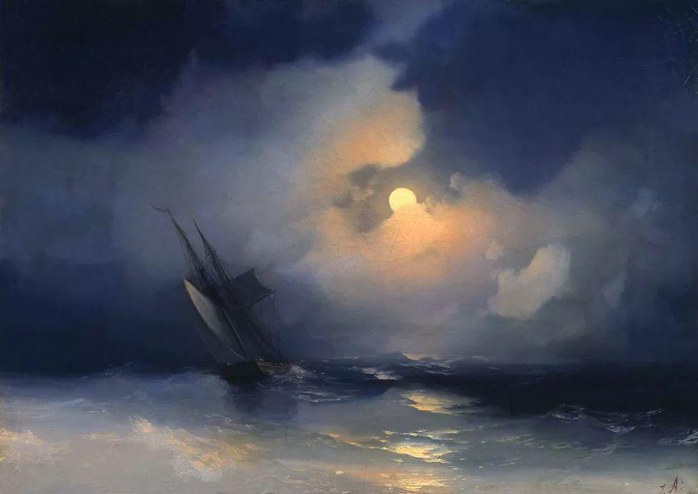 他一生勤奋,留下6000余件作品,被称为海洋的热情歌手插图108