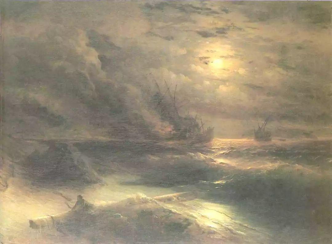 他一生勤奋,留下6000余件作品,被称为海洋的热情歌手插图112