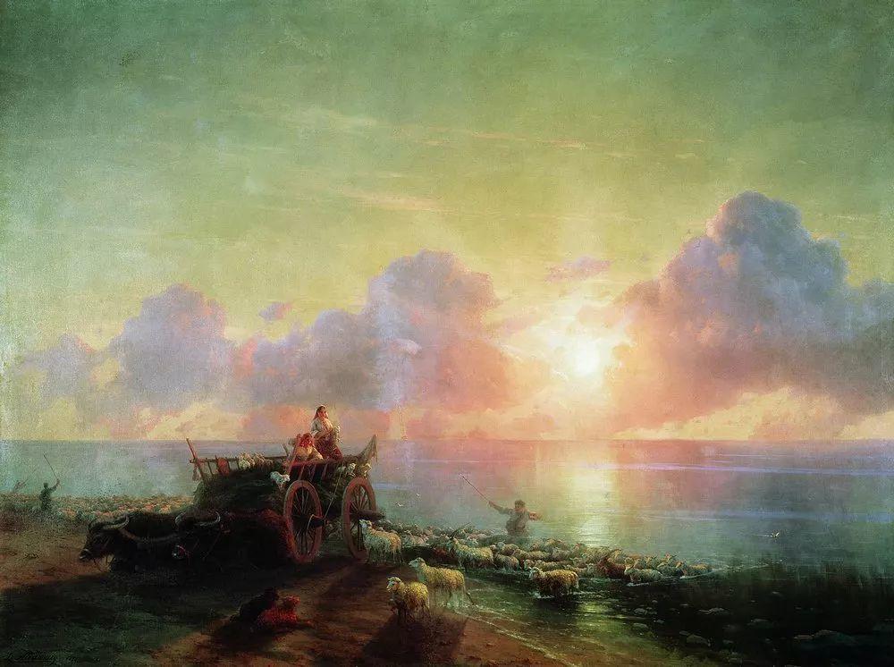 他一生勤奋,留下6000余件作品,被称为海洋的热情歌手插图117