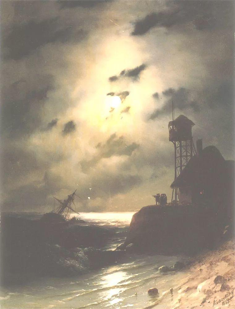 他一生勤奋,留下6000余件作品,被称为海洋的热情歌手插图118