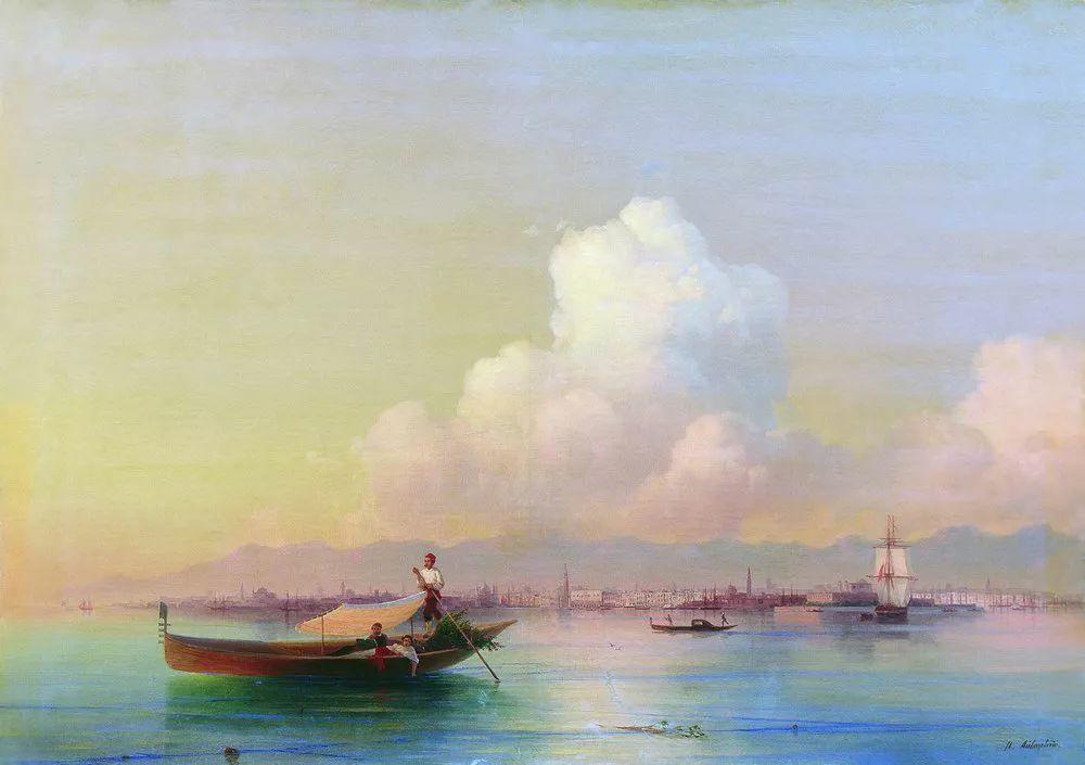 他一生勤奋,留下6000余件作品,被称为海洋的热情歌手插图119