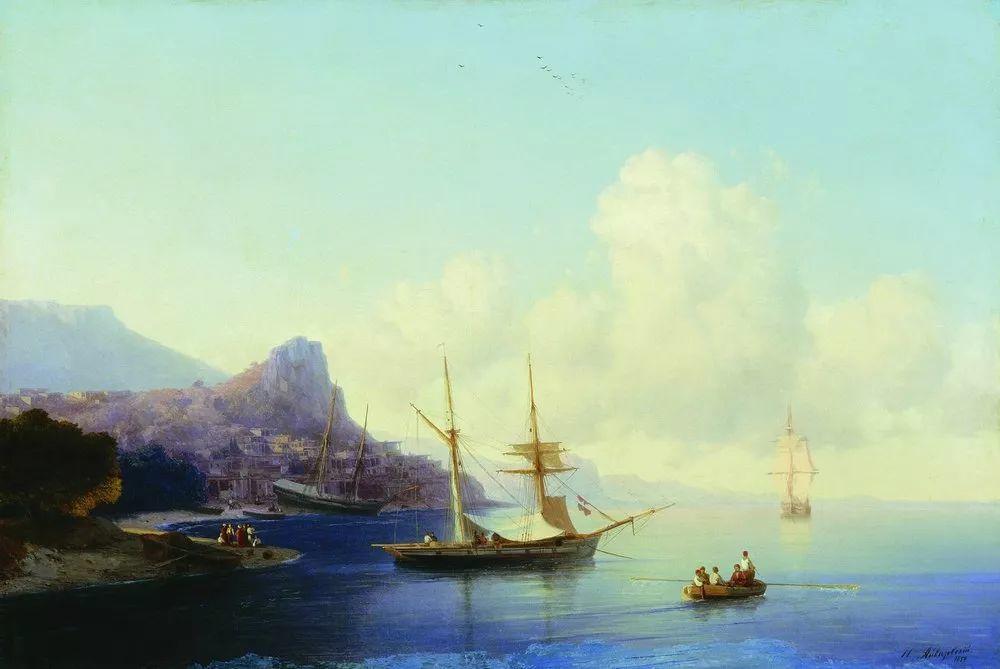 他一生勤奋,留下6000余件作品,被称为海洋的热情歌手插图129