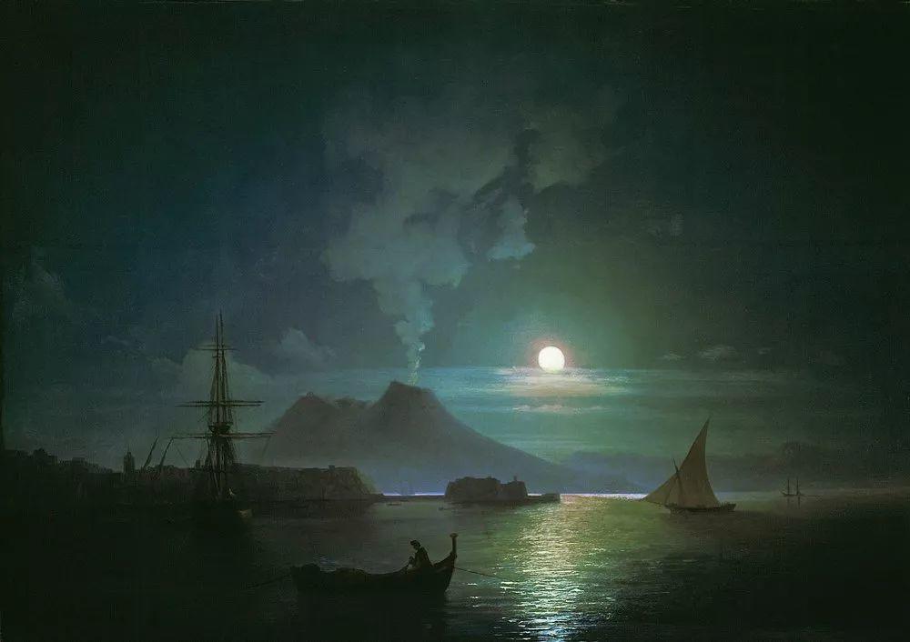 他一生勤奋,留下6000余件作品,被称为海洋的热情歌手插图132