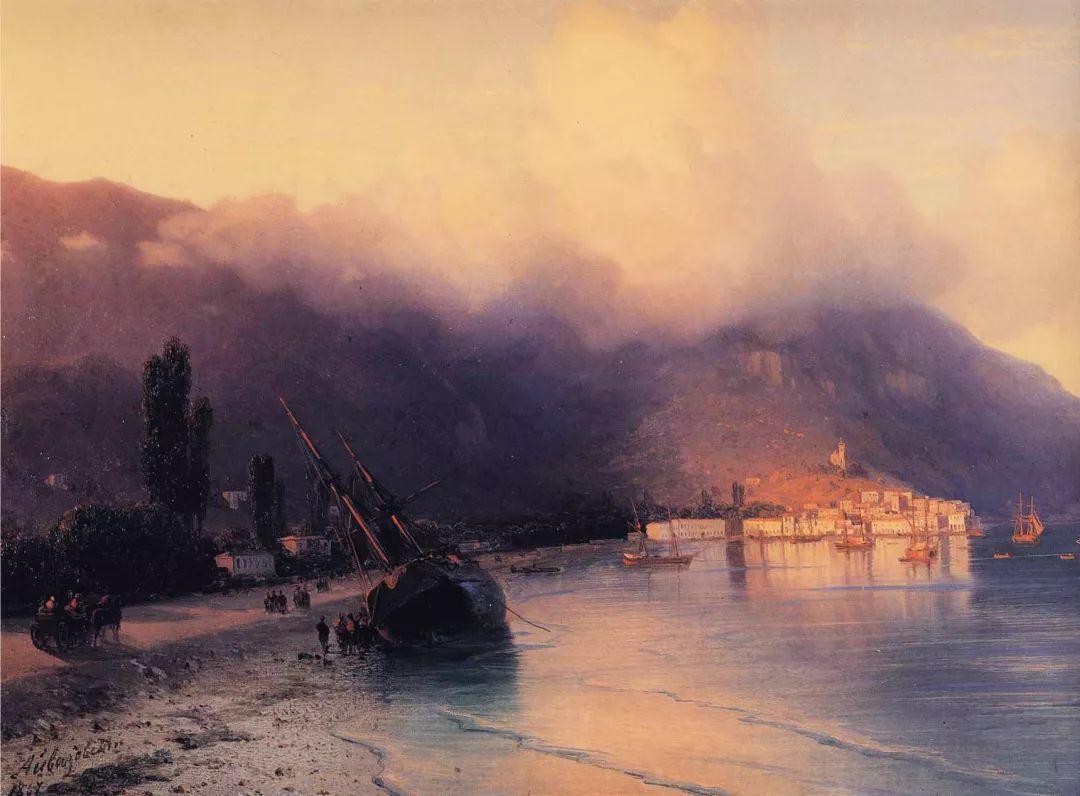 他一生勤奋,留下6000余件作品,被称为海洋的热情歌手插图135
