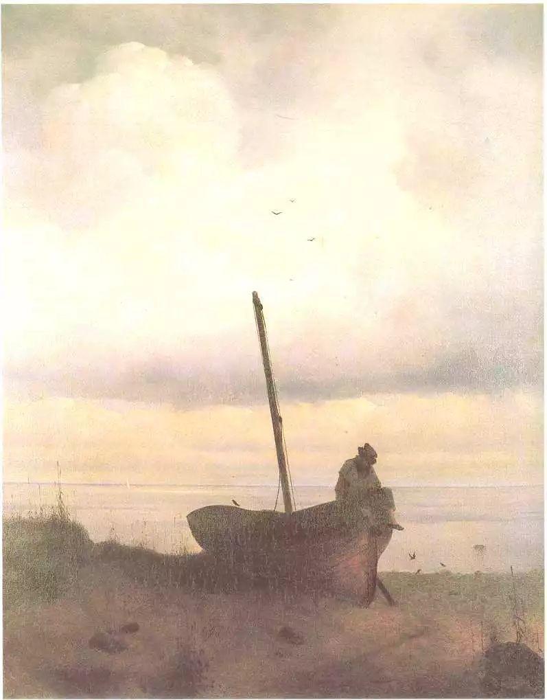 他一生勤奋,留下6000余件作品,被称为海洋的热情歌手插图137