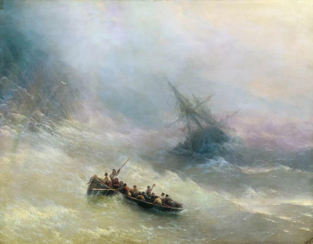 他一生勤奋,留下6000余件作品,被称为海洋的热情歌手插图139