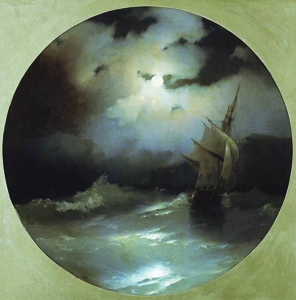 他一生勤奋,留下6000余件作品,被称为海洋的热情歌手插图140