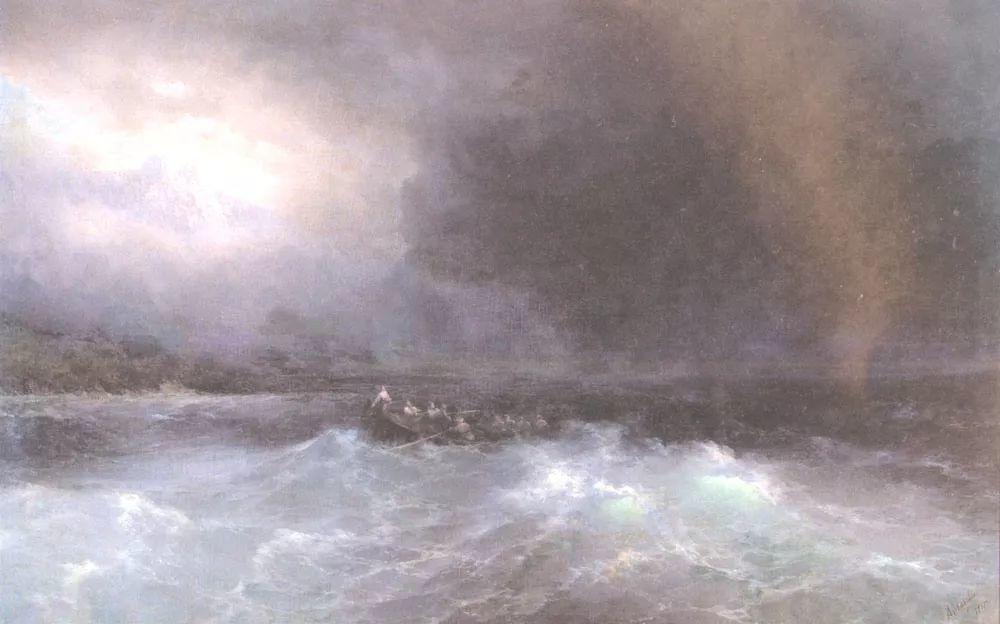 他一生勤奋,留下6000余件作品,被称为海洋的热情歌手插图141