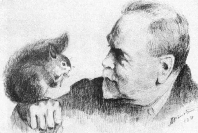 俄罗斯象征主义画家Arkady Rylov插图