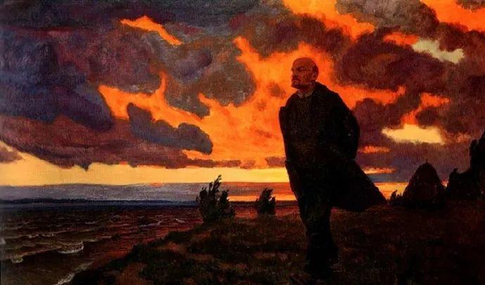俄罗斯象征主义画家Arkady Rylov插图30