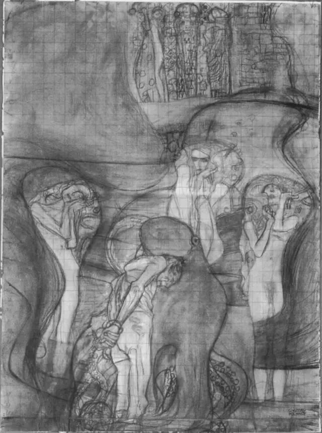 价值10亿,女性妖娆的线条——克里姆特插图47